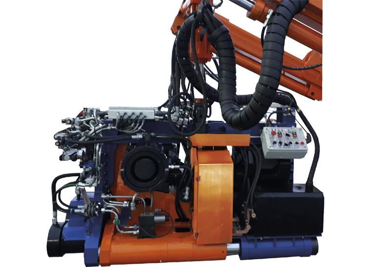 Подвесные рельсосварочные машины типа МСР-120.02 У1, МСП-60 У1